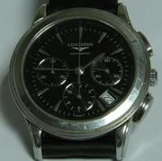 Часы LONGINES Colum-Wheel Chronograph
